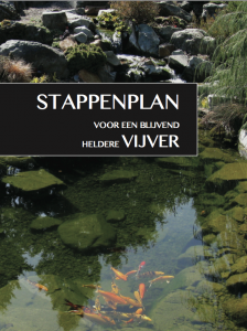 Boek stappenplan voor een blijvend heldere vijver